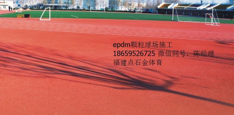 建宁县epdm塑胶颗粒球场面层工程施工欢迎您