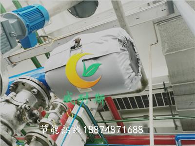 威耐斯VV可拆卸硫化机管道阀门保温衣