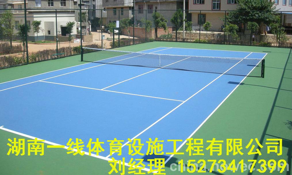 塑胶球场人造草坪施工引领和推动行业的整体发展株洲湖南一线体育
