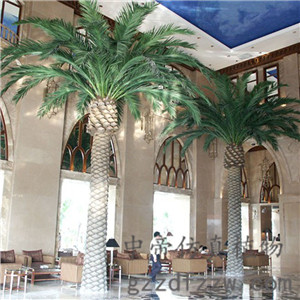 知名的仿真海藻树提供商,当属广州市中帝仿真景观工程――大型景观人造海藻树