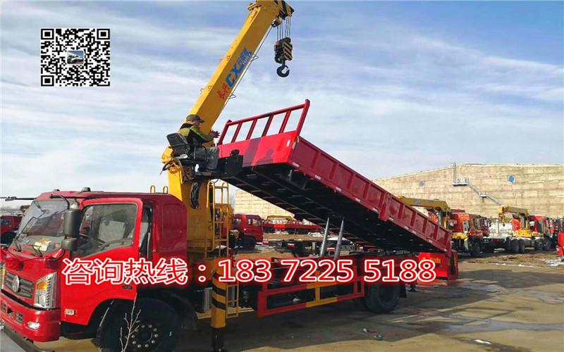 滨州2-16吨随车吊一辆需要多少钱