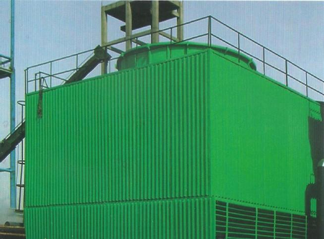 玻璃钢冷却塔多少钱一吨-优质逆流式玻璃钢冷却塔厂家供应