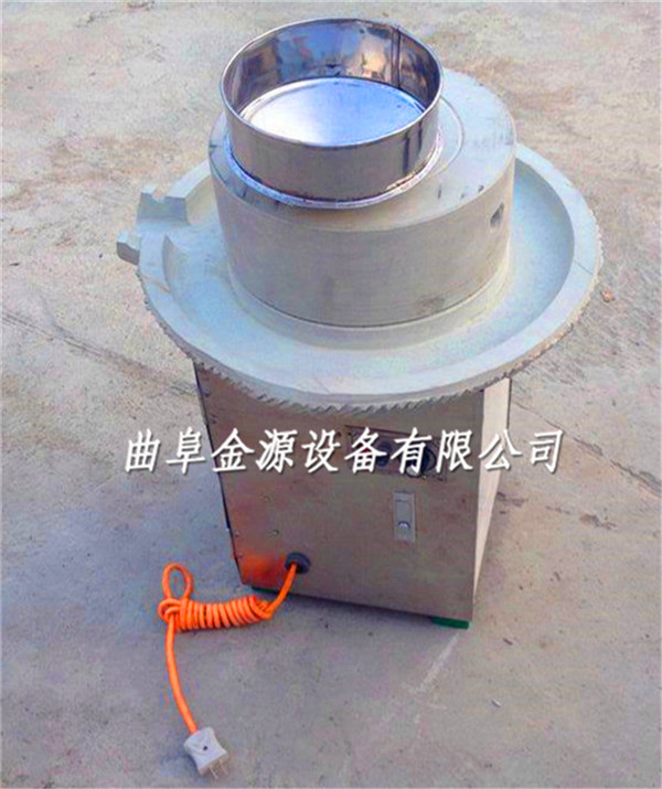 湘阴县金源电动小麦面粉石磨超硬石材电动石磨
