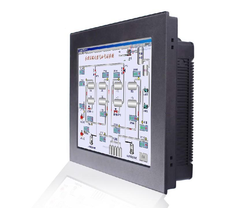 12.1寸触控强固工业平板电脑