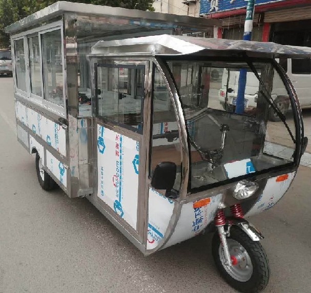 山东电动餐车厂家,可靠的餐车批发服务资讯