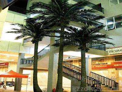 广州地区销量大的仿真椰子树,仿真椰树