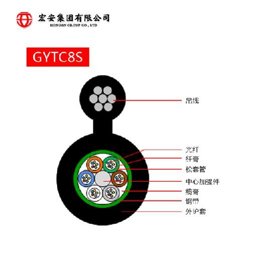 具有口碑的GYTC8S光缆上哪买    |中国架空光纤线缆
