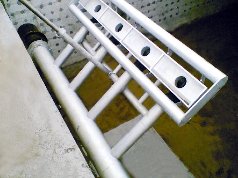 徐州四方供水设备供应上等滗水器实惠的划算的滗水器