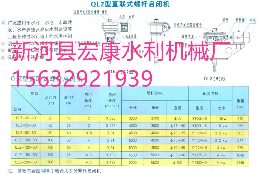 实惠的廊坊广阳35t快速启闭机批发商
