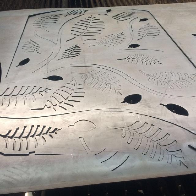 河南新品激光切割哪里有供应-开封钢板激光切割