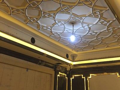 银桥石膏装饰提供的石膏吊顶价钱怎么样|海沧石膏吊顶