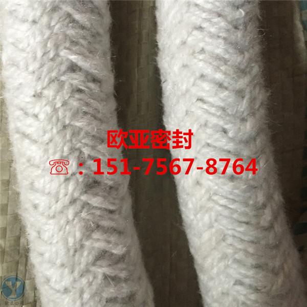 陶瓷纤维绳厂家产品好-耐火陶瓷纤维盘根绳大量供应低价位