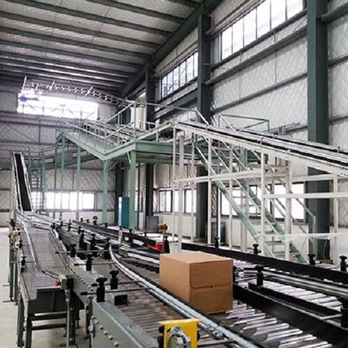 深圳饮料输送线价格 专业物流输送线制造商 深圳市冠豪工业设备有限公司