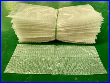 安宇包装材料供应同行中优良的珍珠棉卷材_双层气泡袋类型