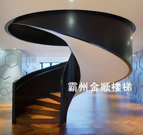 卷板楼梯订制_邯郸卷板楼梯定制各种款式【金顺】