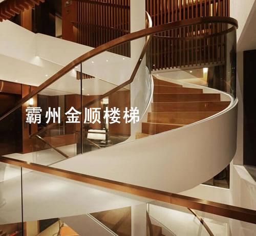卷板楼梯_保定卷板楼梯厂家【金顺】