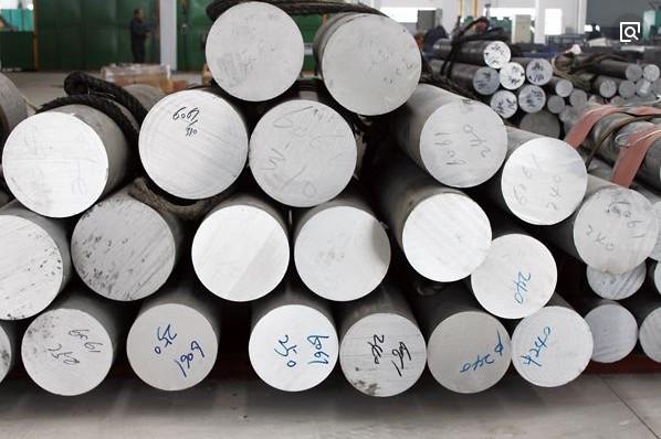 荆门铝棒大直径铝合金棒6061铝棒LY12现货价格