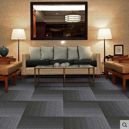 郑州方块地毯厂家 方块地毯定制 方块地毯批发 办公地毯图片