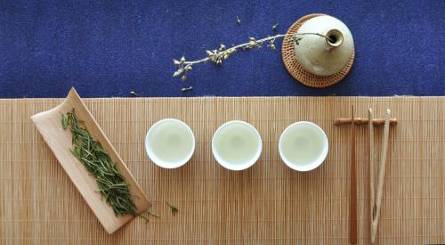2018年虔心小镇 虔茶新茶 有机茶