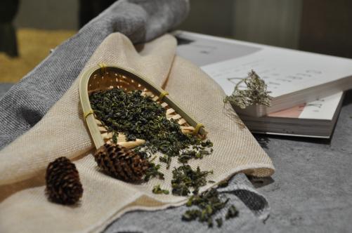 江西什么茶好喝?虔茶介香有机绿茶