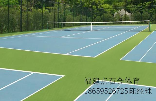 泉州洛江区丙烯酸网球场环保设计规划欢迎您
