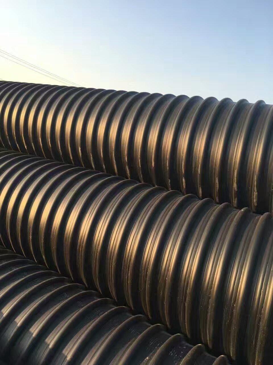 元宝山区钢带波纹管环保优质管材