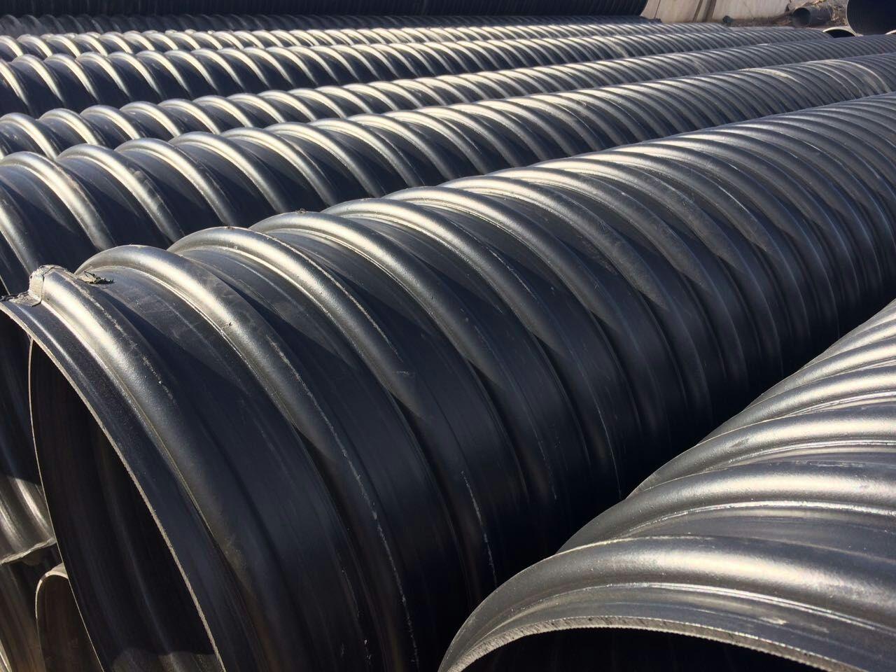 奈曼旗dn1500钢带波纹管专业制造商