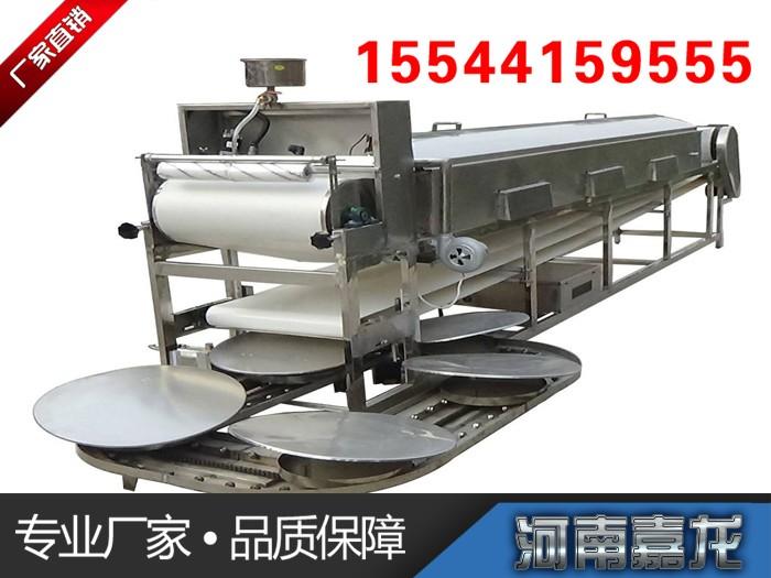 汉川燃气凉皮机出厂价嘉龙多功能凉皮机立式酿皮机厂家供货