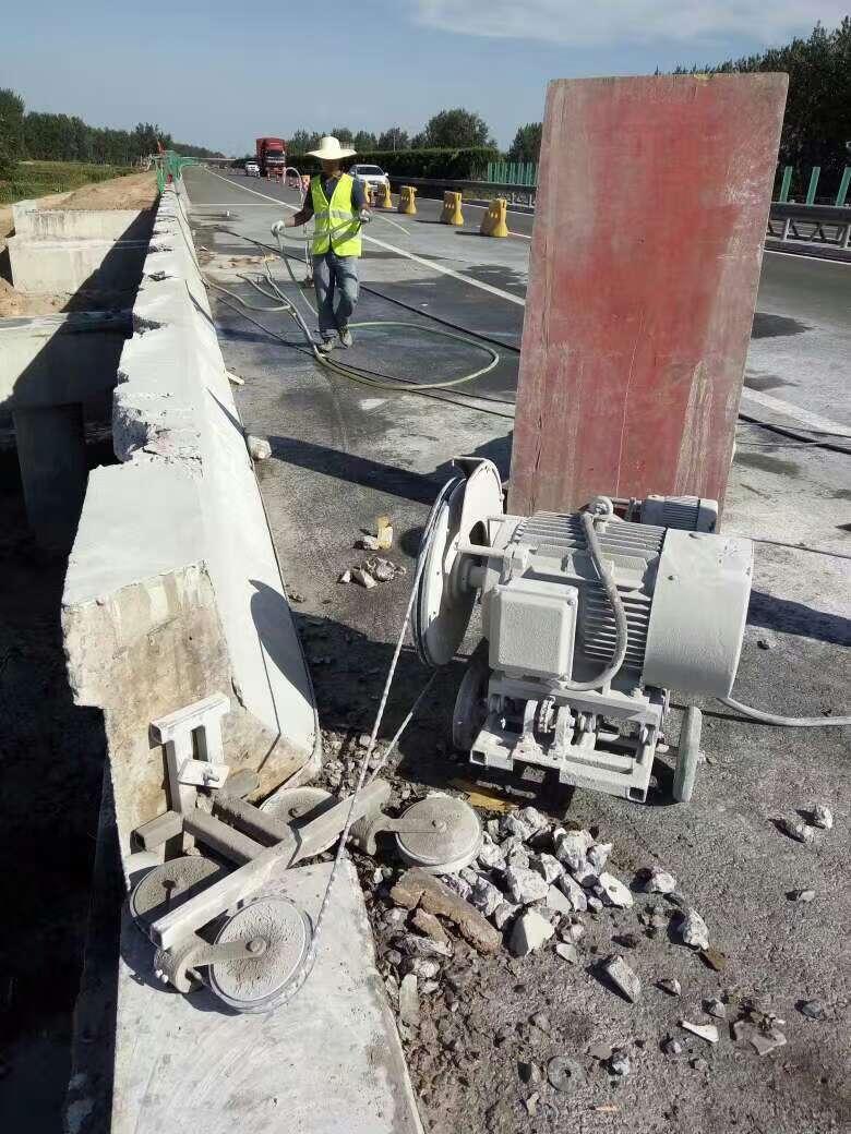 银川桥梁切割桥板切割施工快、收费低、专业混凝土切割