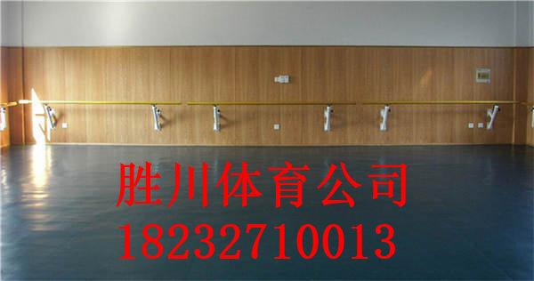 北京小学舞蹈室把杆高度大底座电镀升降-长期防锈