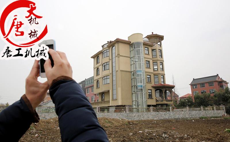 新疆阿克苏地区电梯别墅厂家、二层三层四层别联排别墅润泽图片