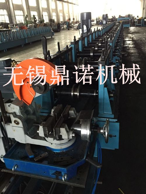 U型钢抗震支架成型机设备