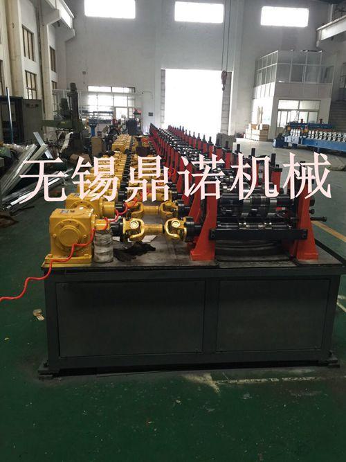 抗震支架冷弯辊压机设备