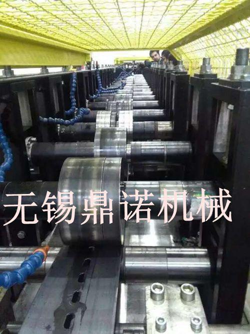 管廊抗震支架成型机组