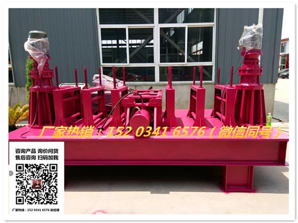 拉弯机厂家直销安徽省淮南市顶棚支护拉弯机