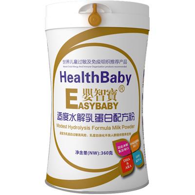 婴智宝-适度水解乳蛋白配方粉 适度水解配方粉 蛋白质过敏