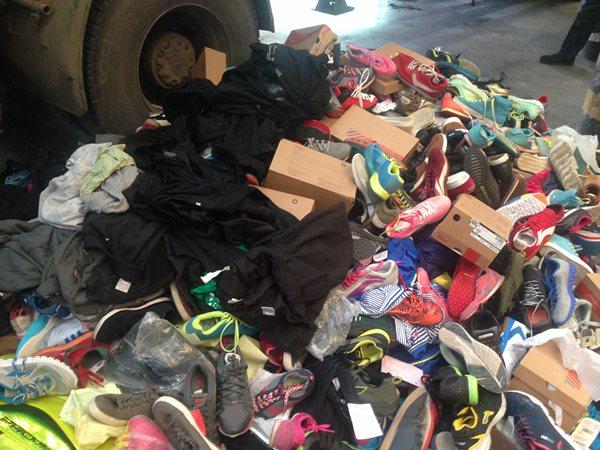 上海环保的销毁公司、上海专业的服饰销毁公司