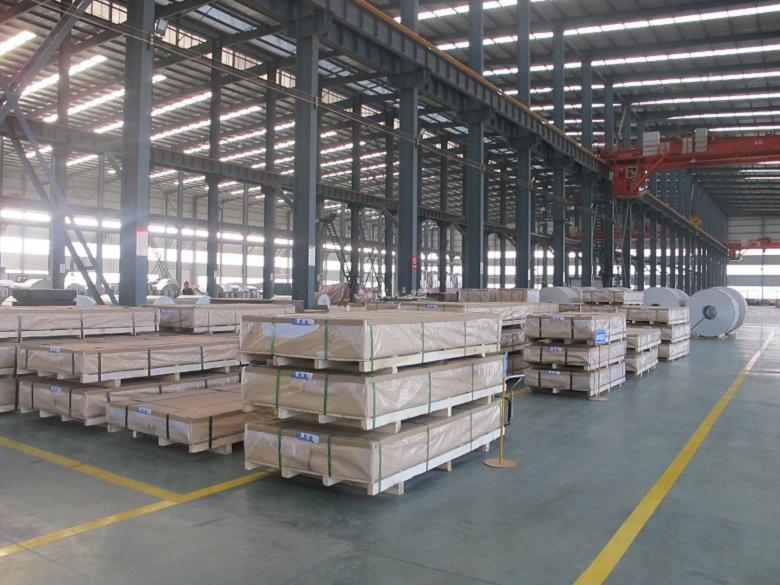 伊犁纯铝板花纹板6061铝合金板厚铝板现货