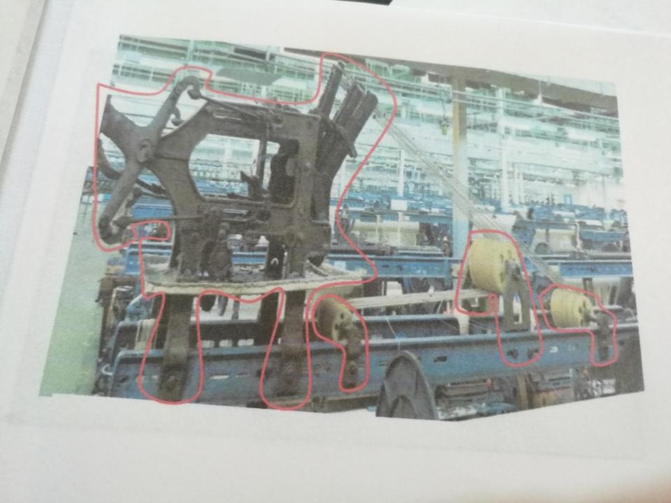 卢氏A734、FA801摇纱机配件织布企业