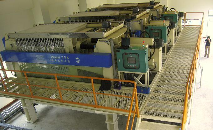 出售二手隔膜压滤机、程控隔膜压滤机
