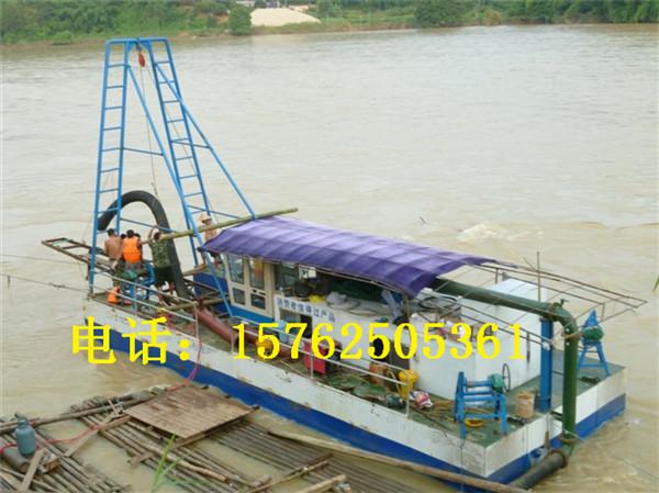 云南射吸式抽沙船,云县12寸泵大型割边船生产加工