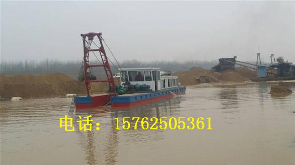 湖南李总定制12寸泵绞吸式抽沙设备,具体工作方式是什么