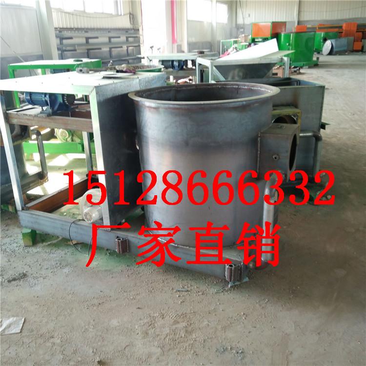 常州坩埚熔铝炉绿色环保生物质颗粒熔化炉