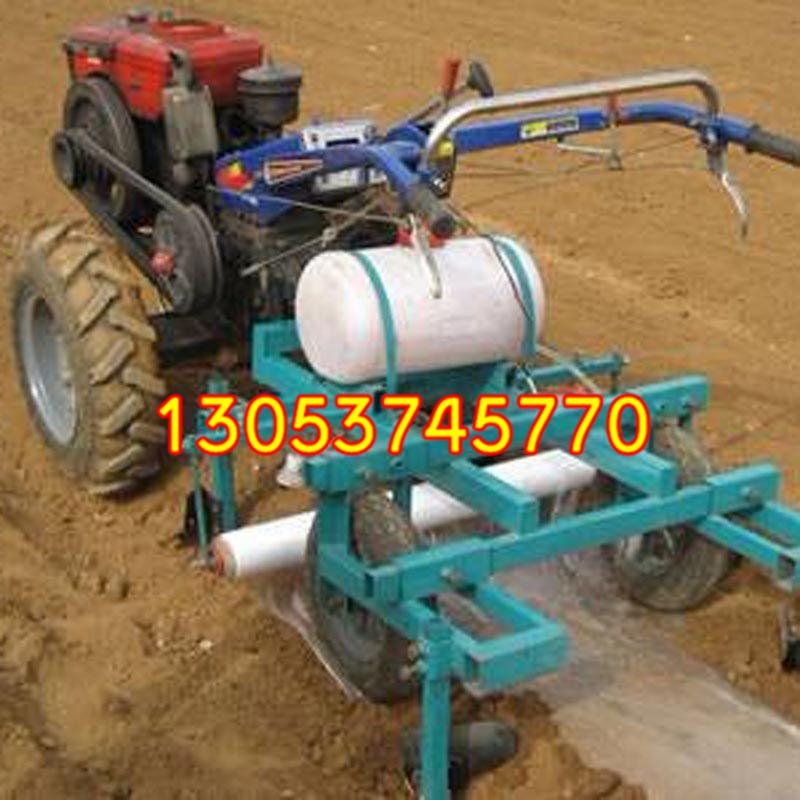 播种专用覆膜机 农作物种植专用覆膜机