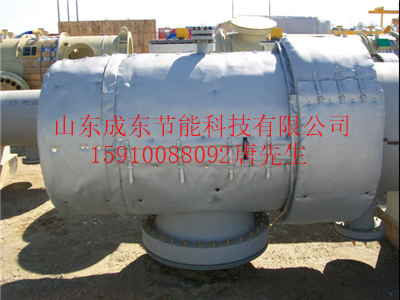 风机可脱卸式保温套中山代加工厂