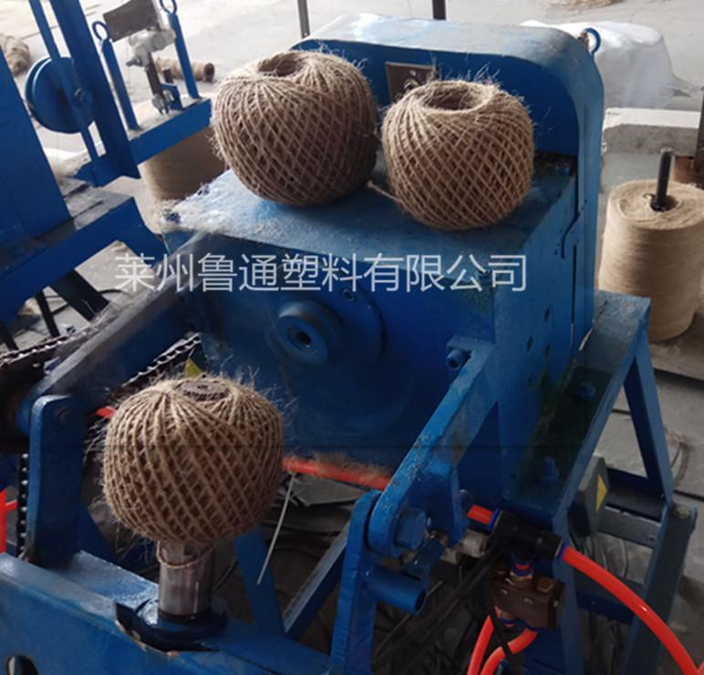 厂家专业生产棉球,麻球打球机,高速稳定绕球机,圆球机