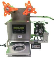 求购果汁全自动打码封杯机生产商-豫盛机械