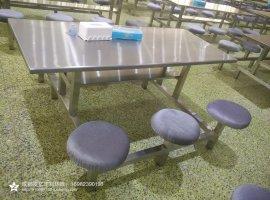 不锈钢食堂餐桌椅食堂快餐桌椅价格快餐桌椅厂家