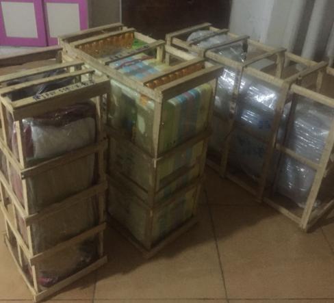 中山行李包裹搬家到衡阳市南岳区物流专线