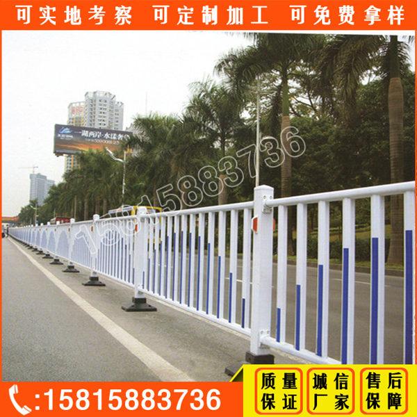 江门道路市政护栏 机动车
